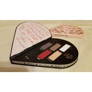 Too Faced Makeup - Kat Von D x Too Faced Palette + Makeup Bag